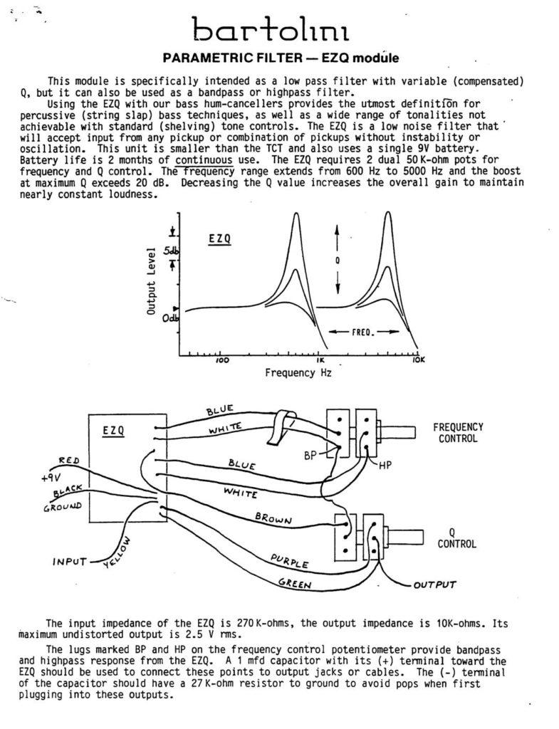 ezq wiring archive