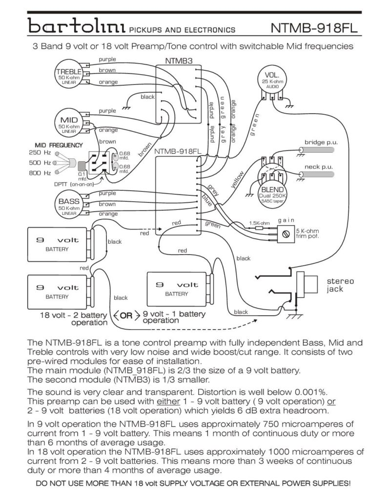 NTMB-918FL Wiring Diagram - Bartolini Pickups & Electronics on humbucker schematic, humbucker wiring book, gibson humbucker diagram, humbucker pickup diagram, humbucker wiring chart, humbucker coil diagram, humbucker dimensions, humbucker mounting diagram, humbucker parallel wiring, humbucker pickups explained,