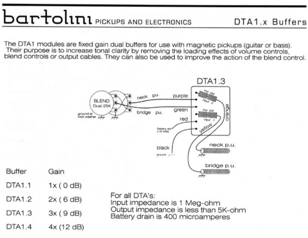 Wiring Diagrams - Bartolini Pickups & Electronics on les paul electronics diagram, p90 rail pickup wiring diagram, humbucker pickup wiring diagram, gibson double neck guitar wiring diagram, 1986 ford bronco wiring diagram,