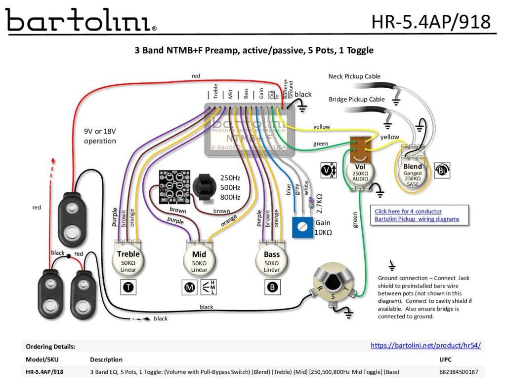 Hr-5 4ap  918 Wiring Diagram