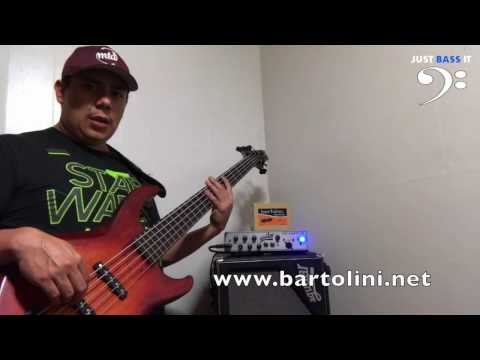 Classic Dual and b-axis J-Bass Demo