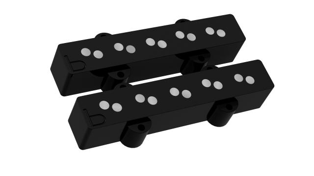 5-String J-Bass – b-axis J55J-19