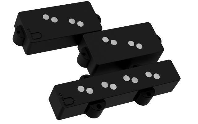 4-String b-axis PJ-Bass – b-axis PB4 + J44J