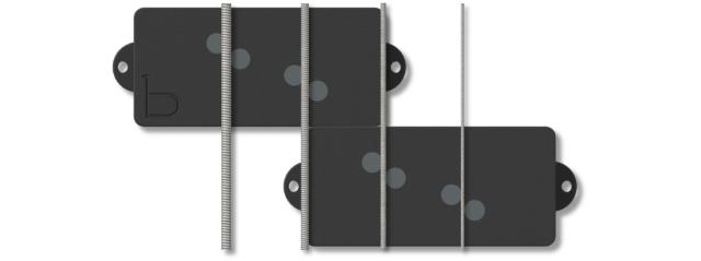 b axis p bass bartolini pickups electronics. Black Bedroom Furniture Sets. Home Design Ideas